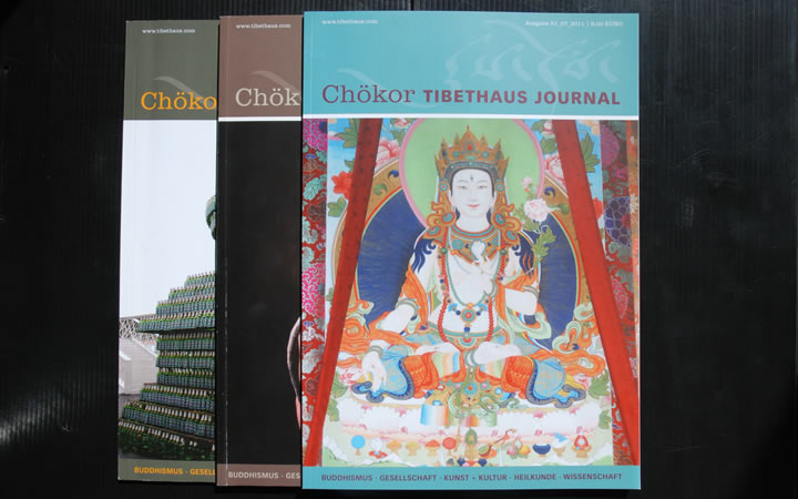 Choekor Tibethaus Journal
